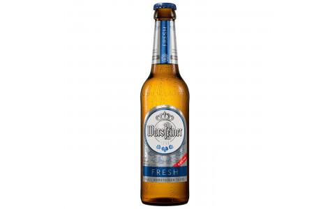 Пиво б/а Warsteiner Fresh 0,33л